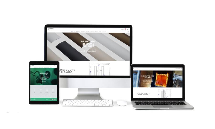Lorient announces launch of new website